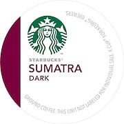 Keurig® K-Cup® Starbucks® Sumatra Coffee, Regular, 16 Pack